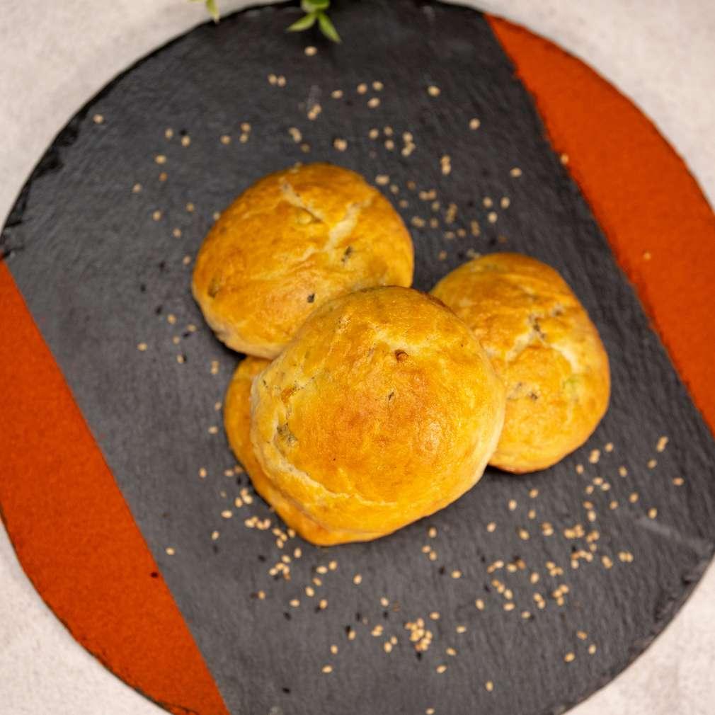 Изобразяване на рецептата Моцарелени хлебчета