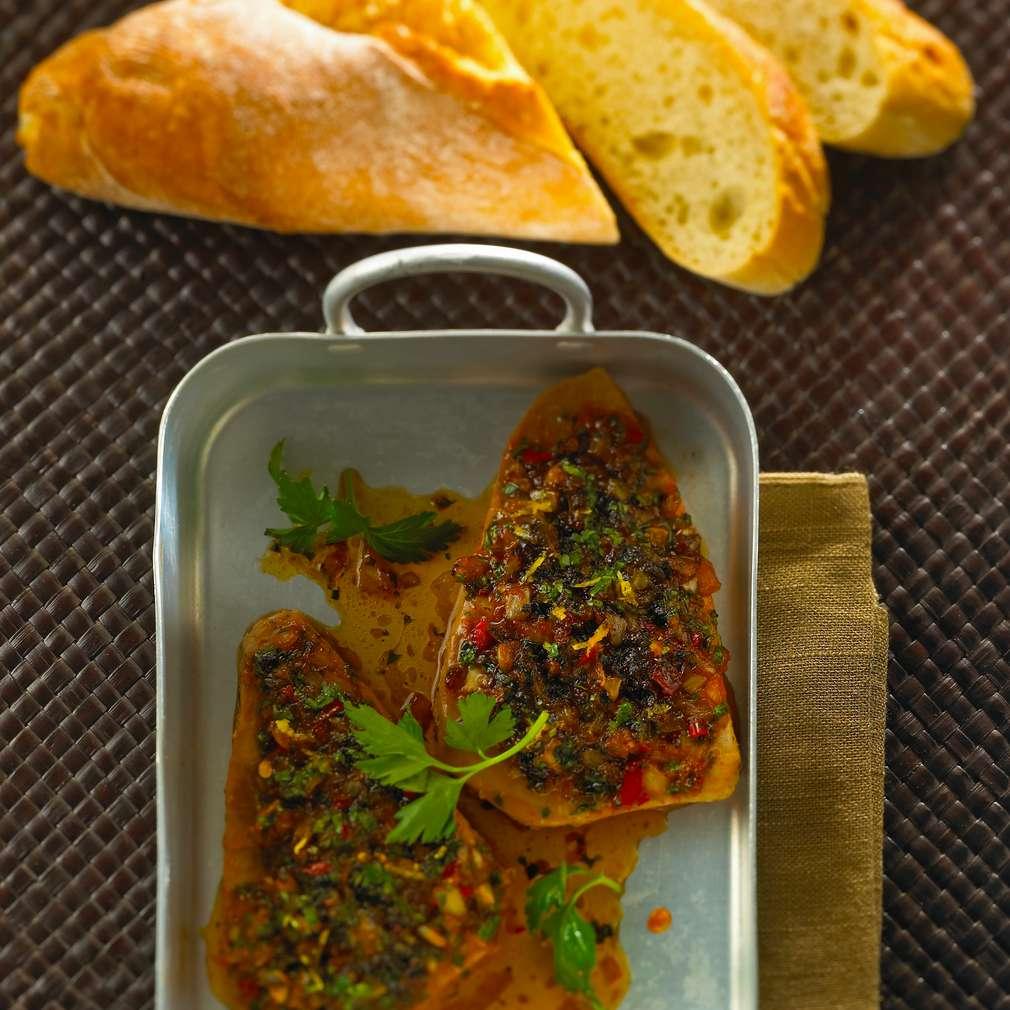 Abbildung des Rezepts Cape Town Spicy Fish