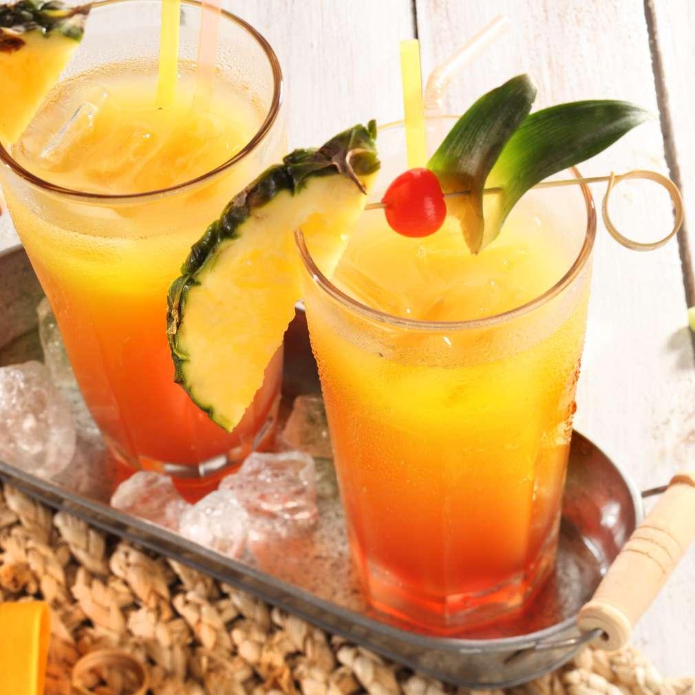 Abbildung des Rezepts Caribbean Sunrise