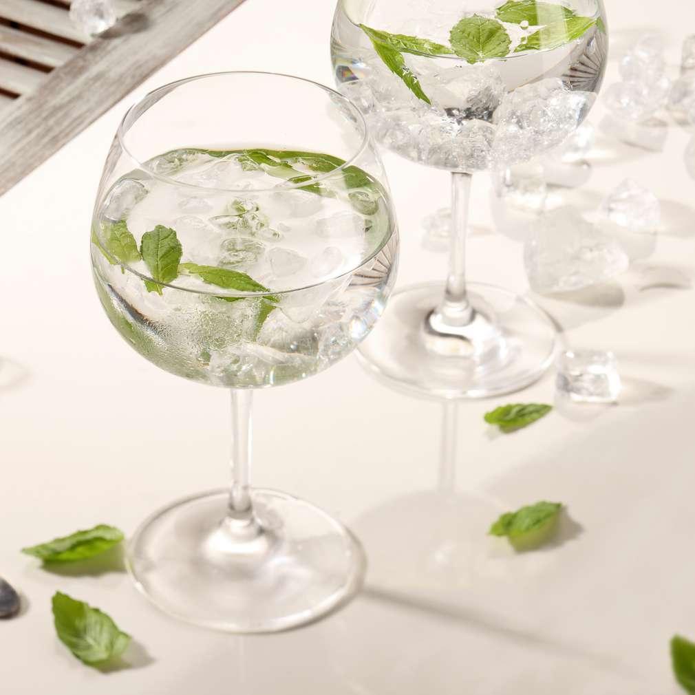 Abbildung des Rezepts Gin Tonic