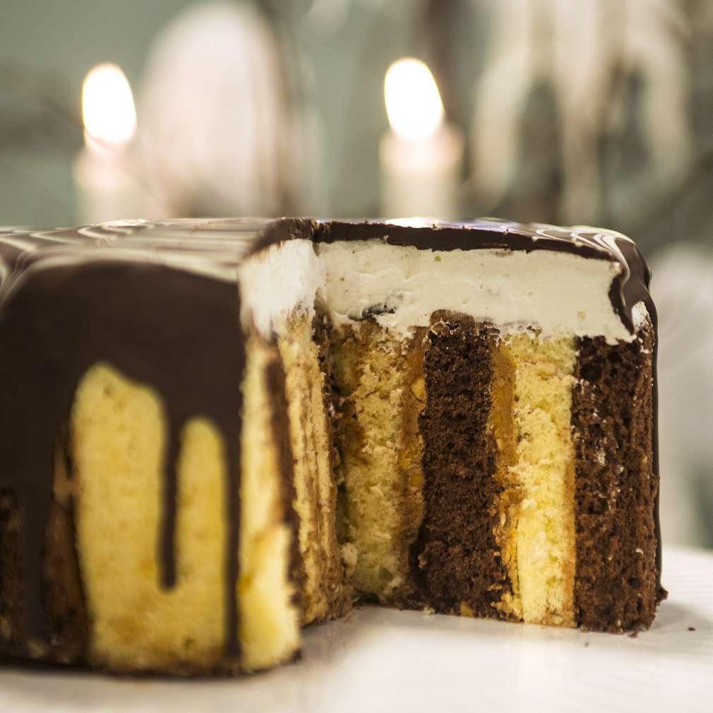 Изобразяване на рецептата Вита торта