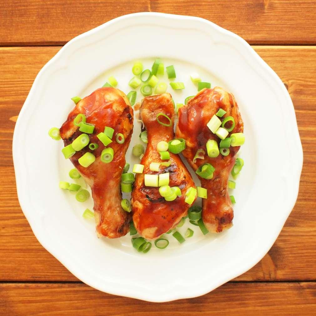 Zobrazit Grilované medové kuře v BBQ marinádě receptů