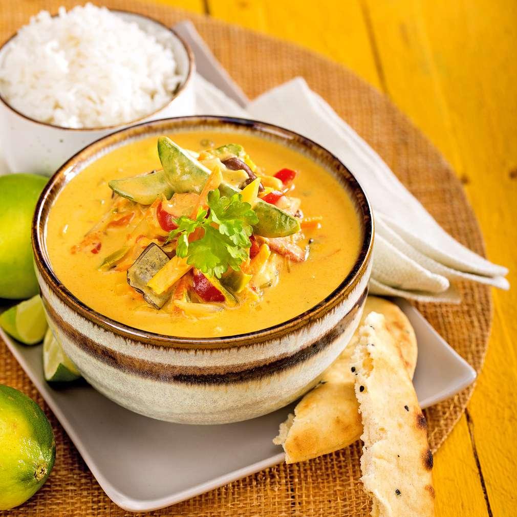 Imaginea rețetei Amestec thailandez de legume la wok