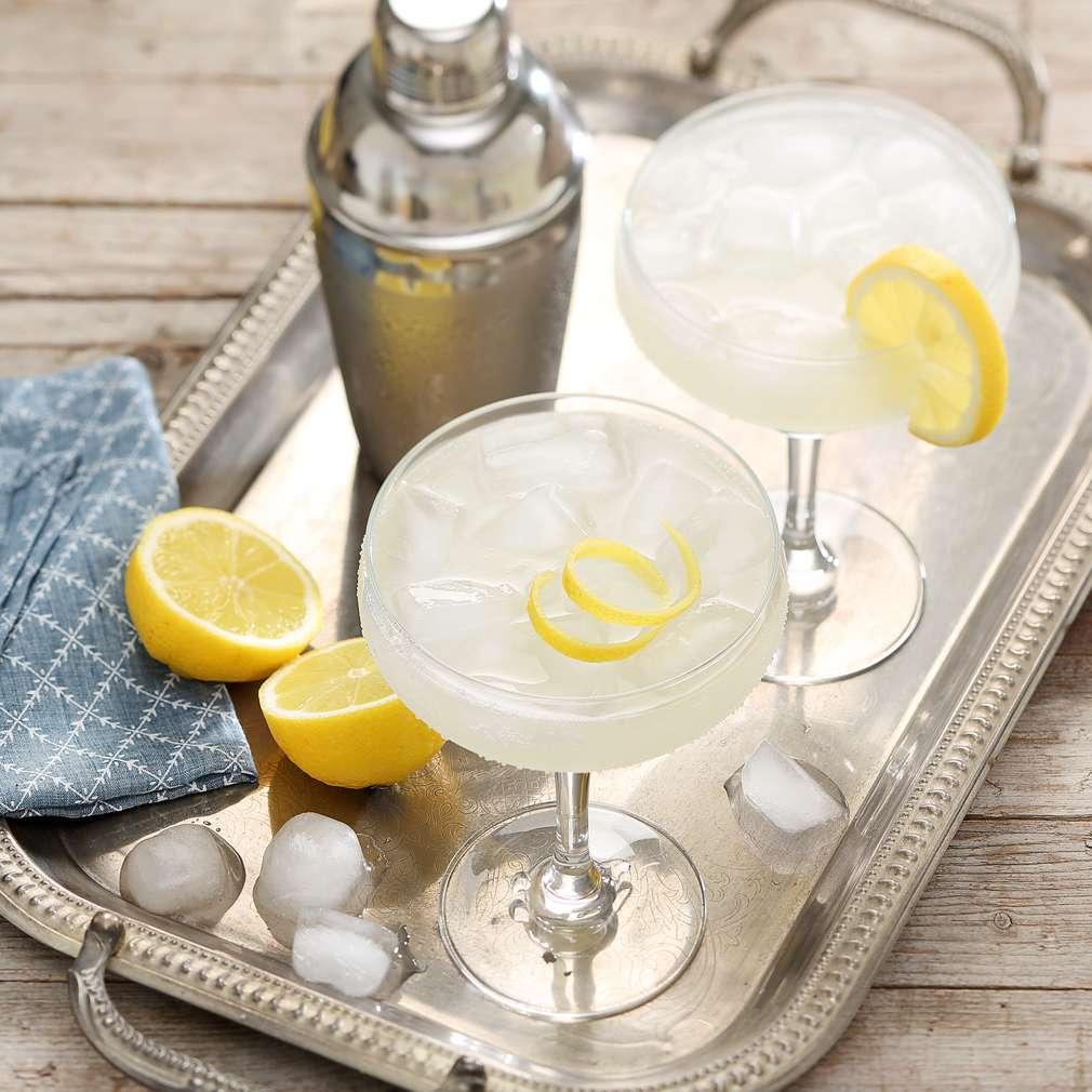 Abbildung des Rezepts Gin Fizz