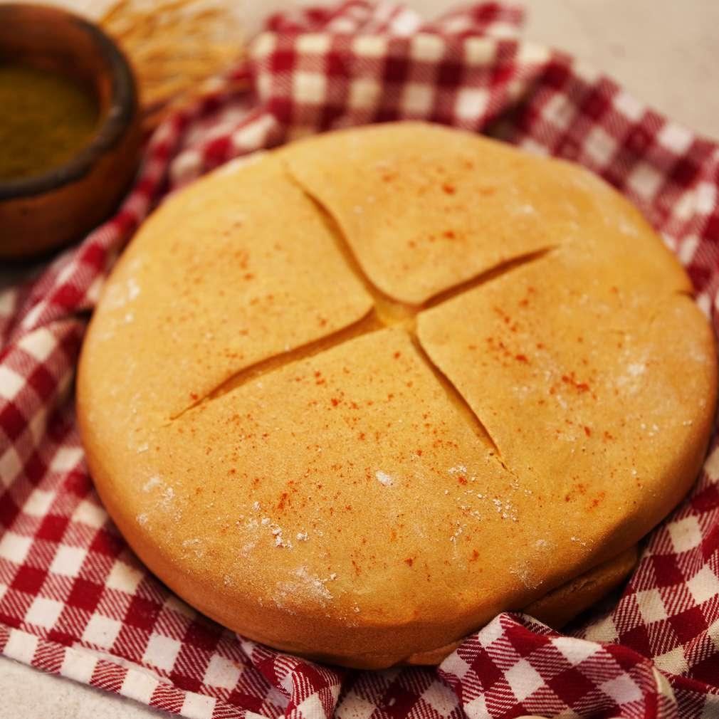 Изобразяване на рецептата Содена питка