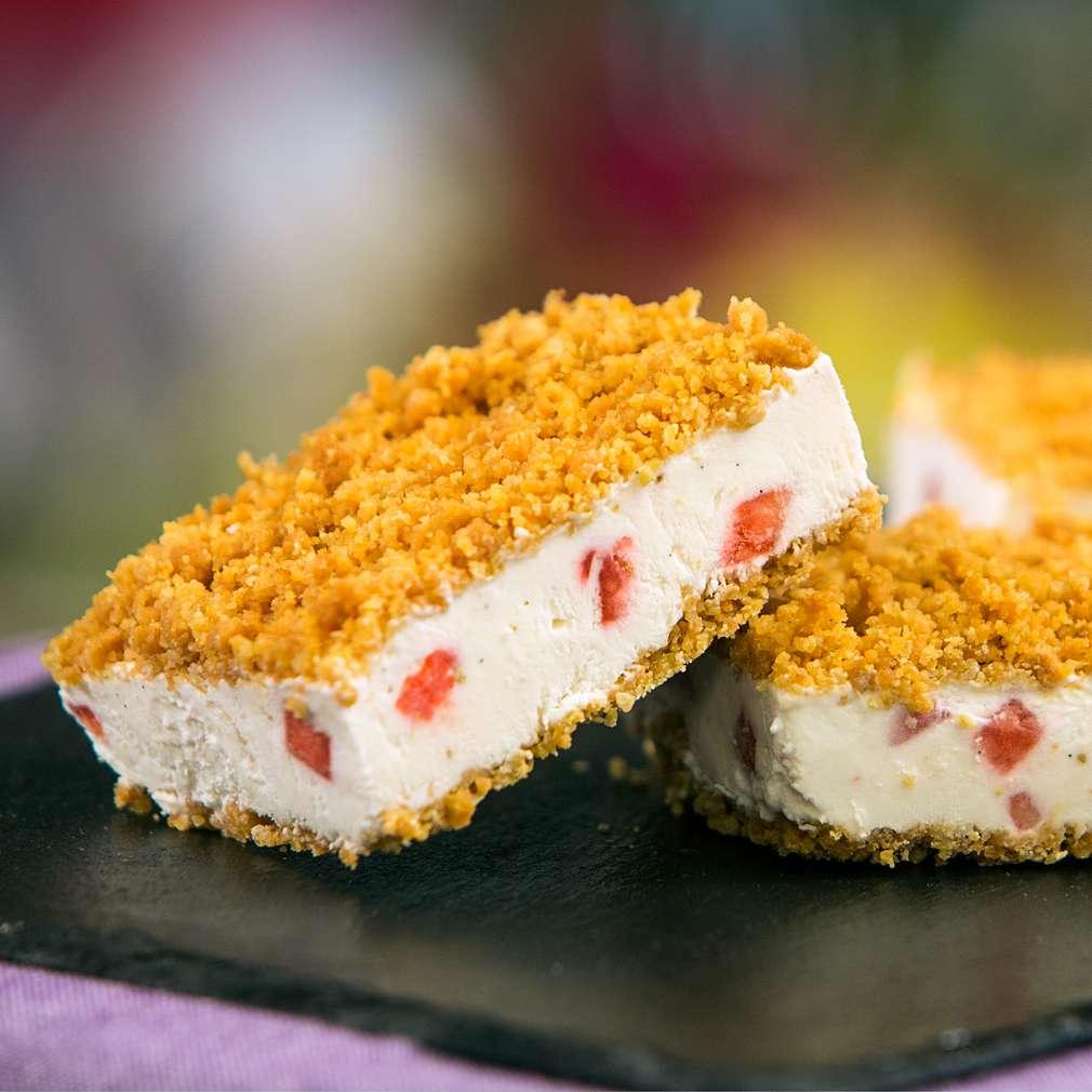 Изобразяване на рецептата Сладоледен сандвич с ягоди