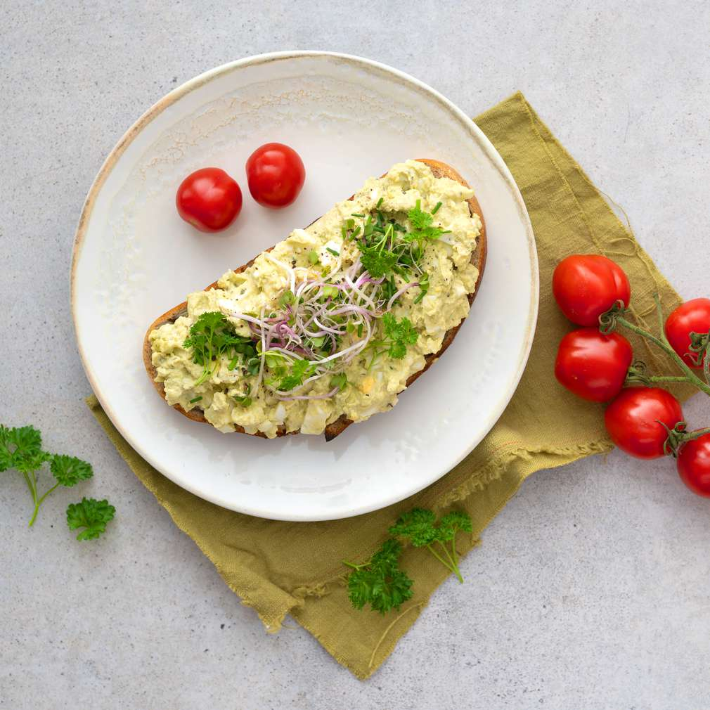 Zobrazit Avokádovo-vajíčková pomazánka receptů
