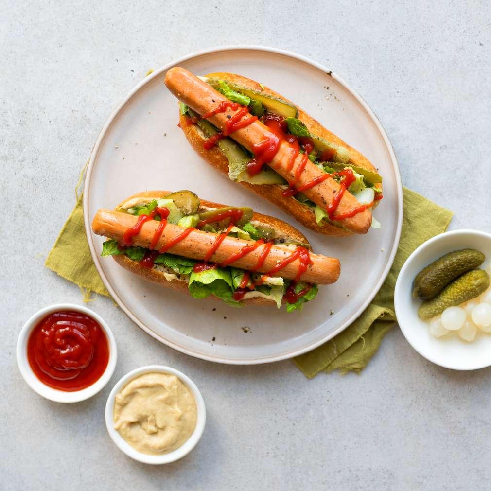 Zobrazit Hot dogy receptů