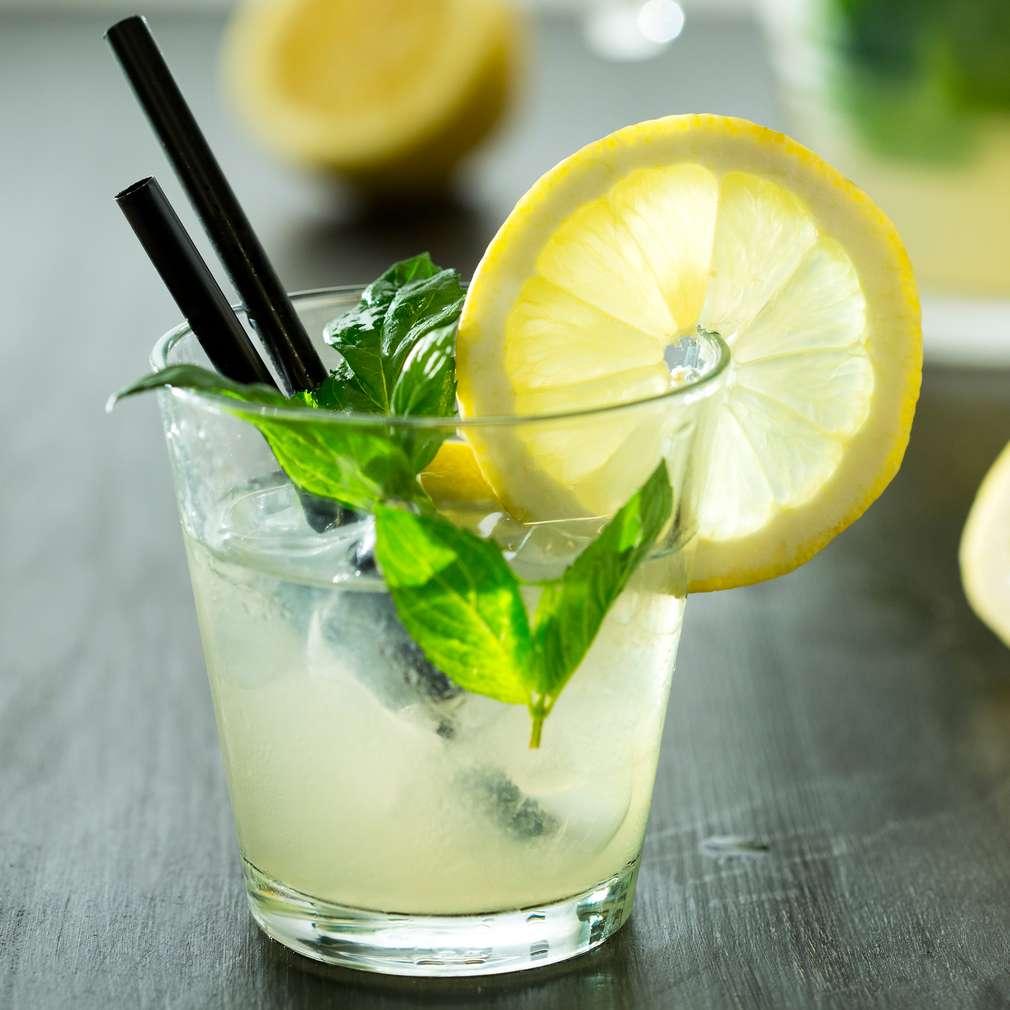 Изобразяване на рецептата Джинджифилова лимонада