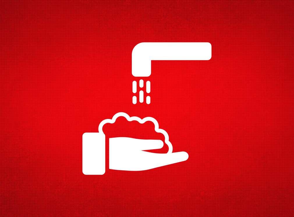 Spală-te pe mâini