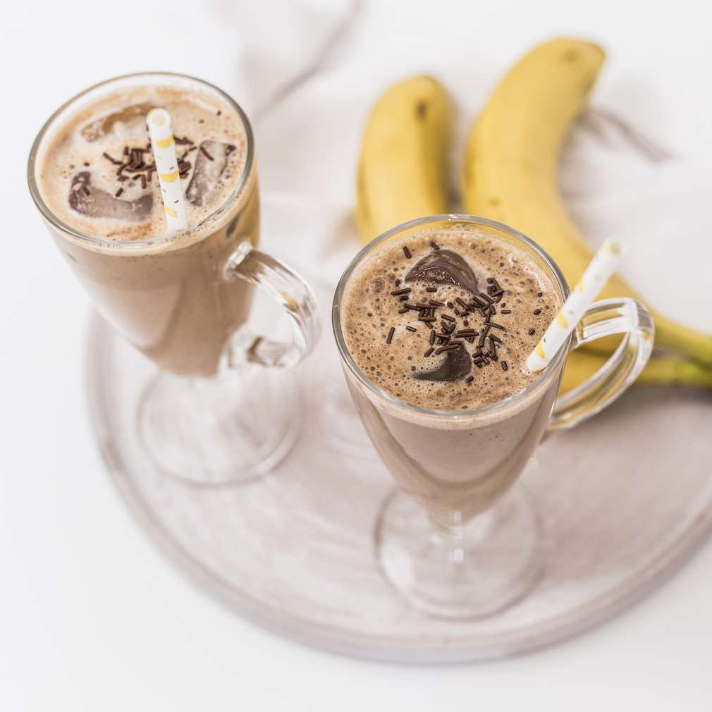 Zobrazenie receptu Banánovo-kávové smoothie