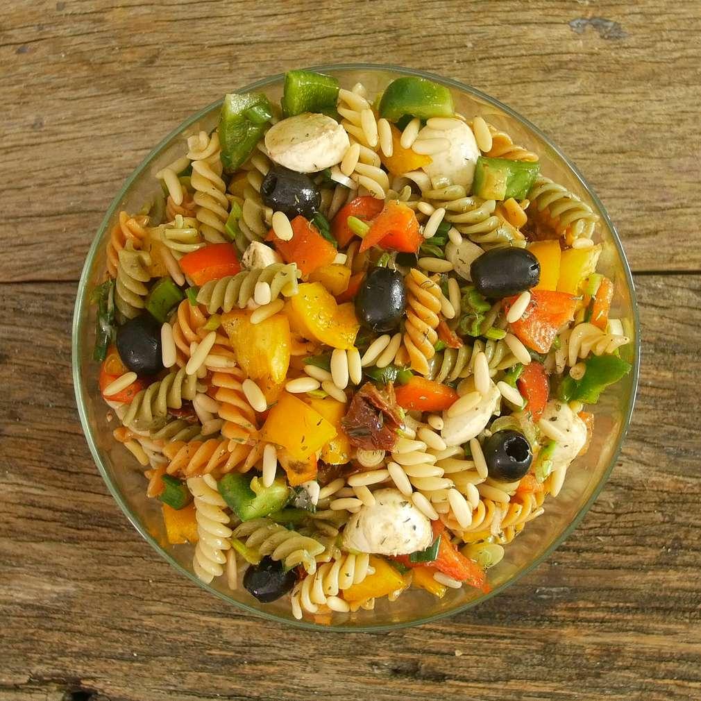 Fotografija recepta Mediteranska salata