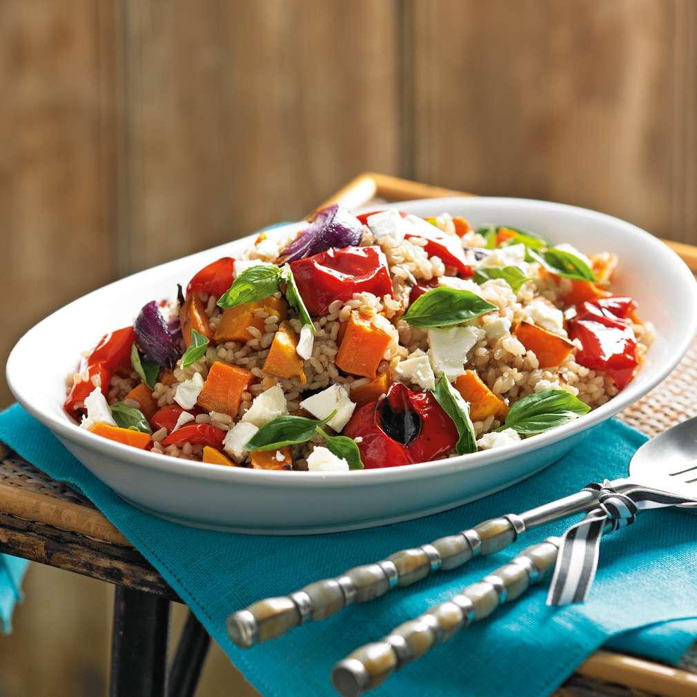 Salată de legume la cuptor