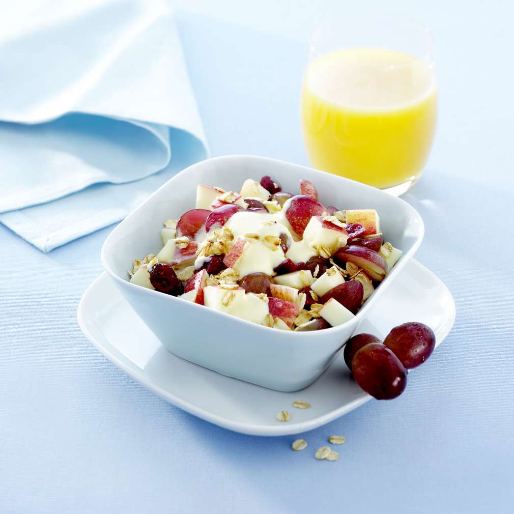 Zobrazit Snídaně plná vitamínů receptů