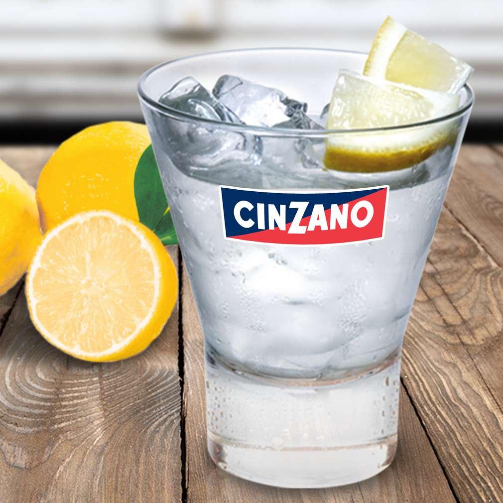 Zobrazit Cinzano Bianco na ledu receptů