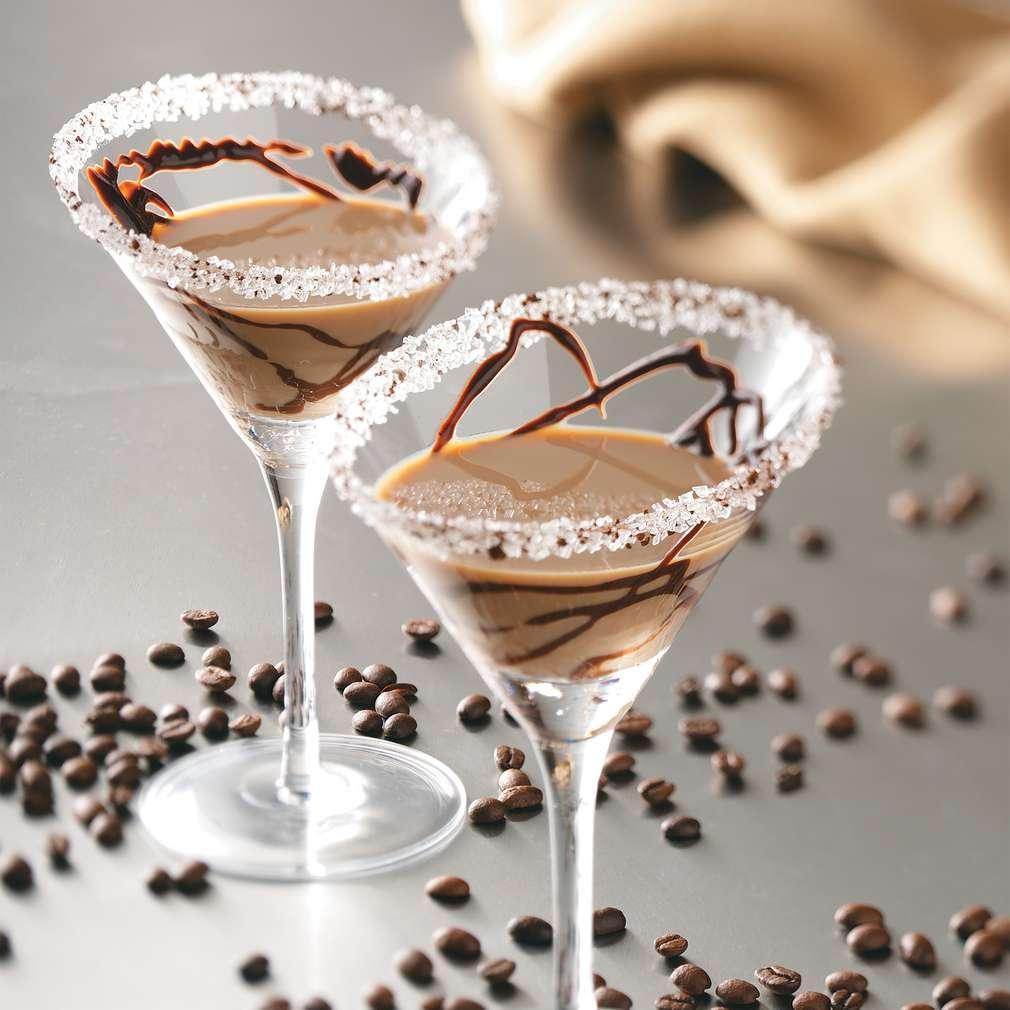 Imaginea rețetei Caffeini Martini