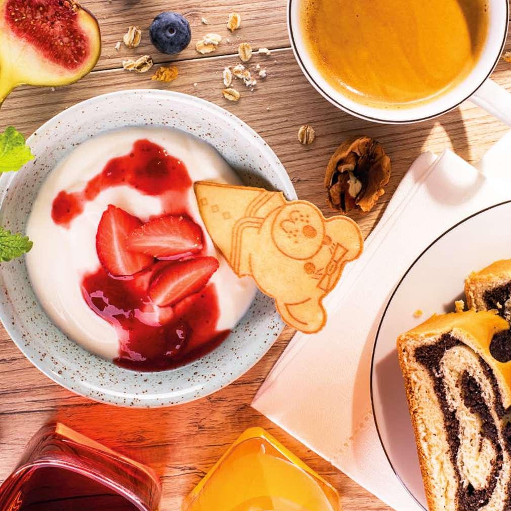 Zobrazit Zdravá snídaně receptů