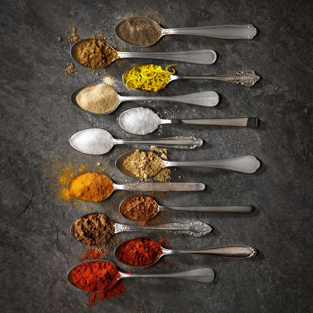 Imaginea rețetei Condimente africane
