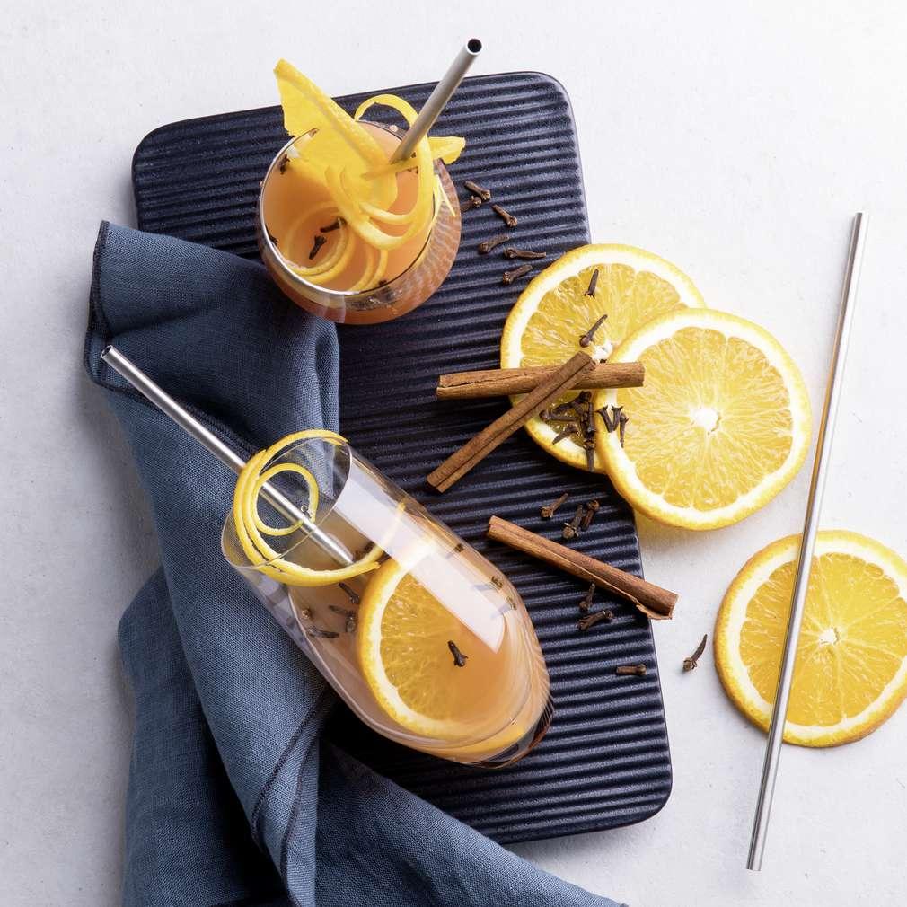 Abbildung des Rezepts Glüh-Gin