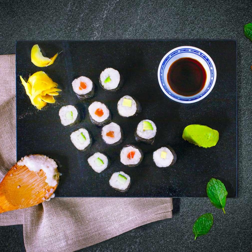 Imaginea rețetei Platou de sushi