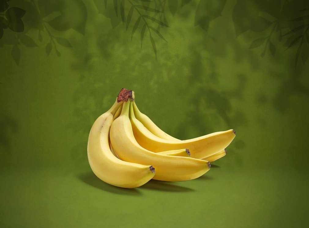 Unverpackte Bananen