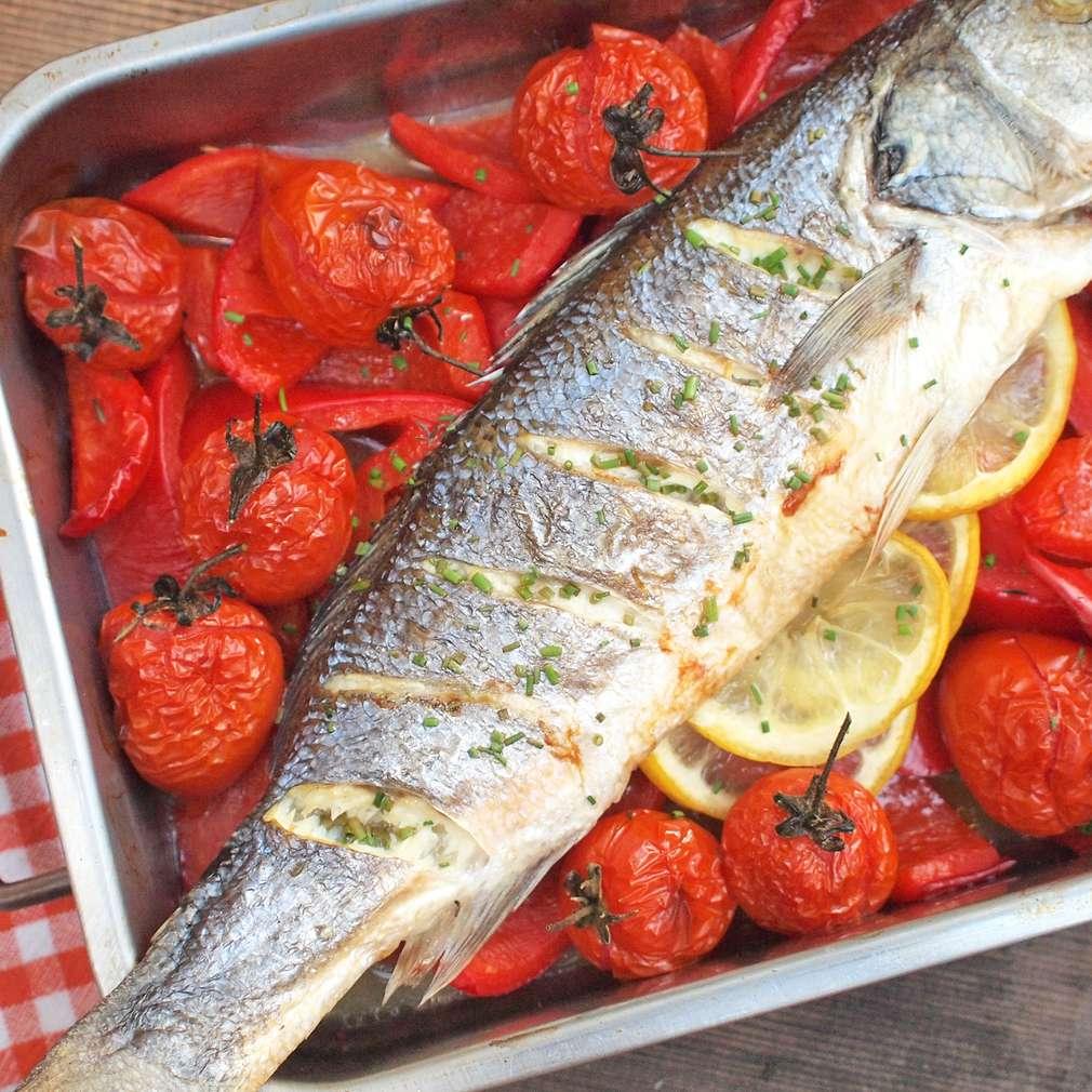 Zobrazit Pekáček s mořčákem a paprikou receptů