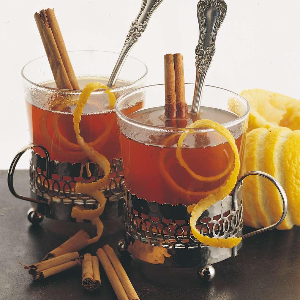 Imaginea rețetei Punci de ceai în stil indian