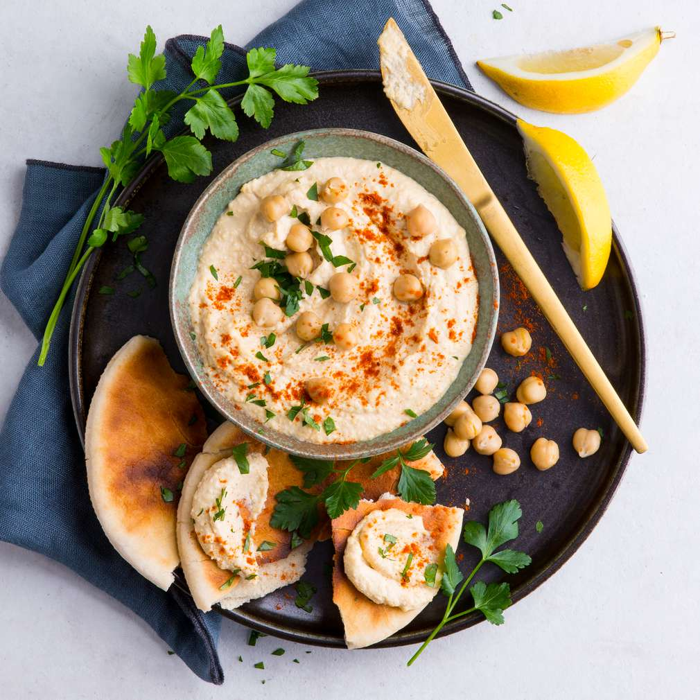 Abbildung des Rezepts Klassischer Hummus