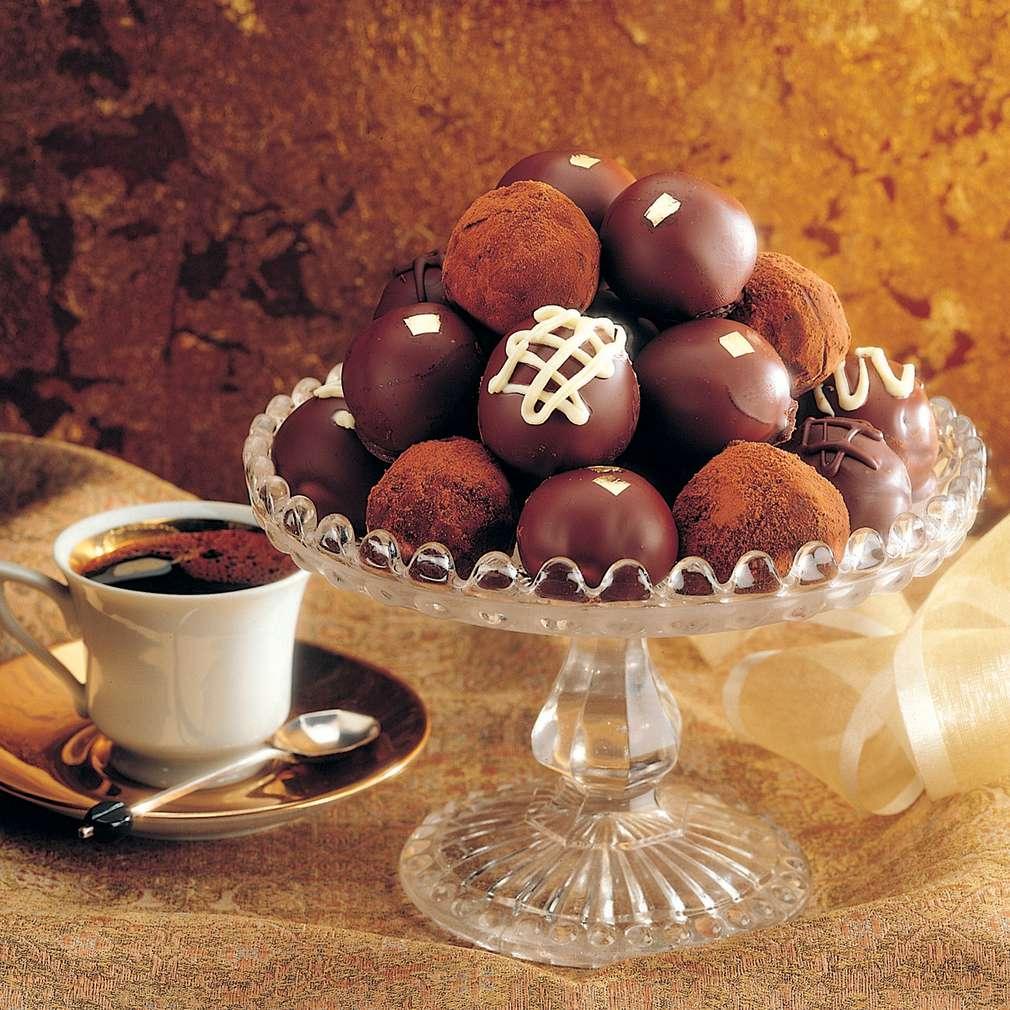 Imaginea rețetei Trufe de ciocolată