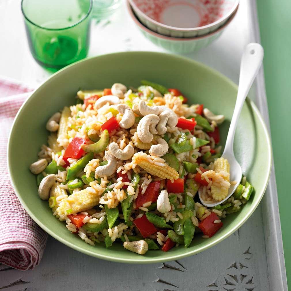Imaginea rețetei Salată asiatică de orez