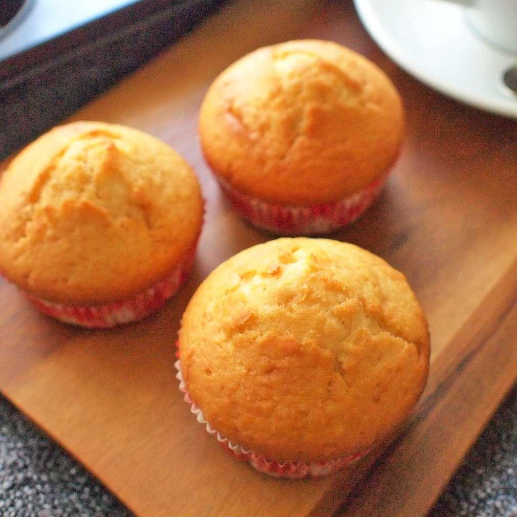 Zobrazit Vanilkové muffiny receptů
