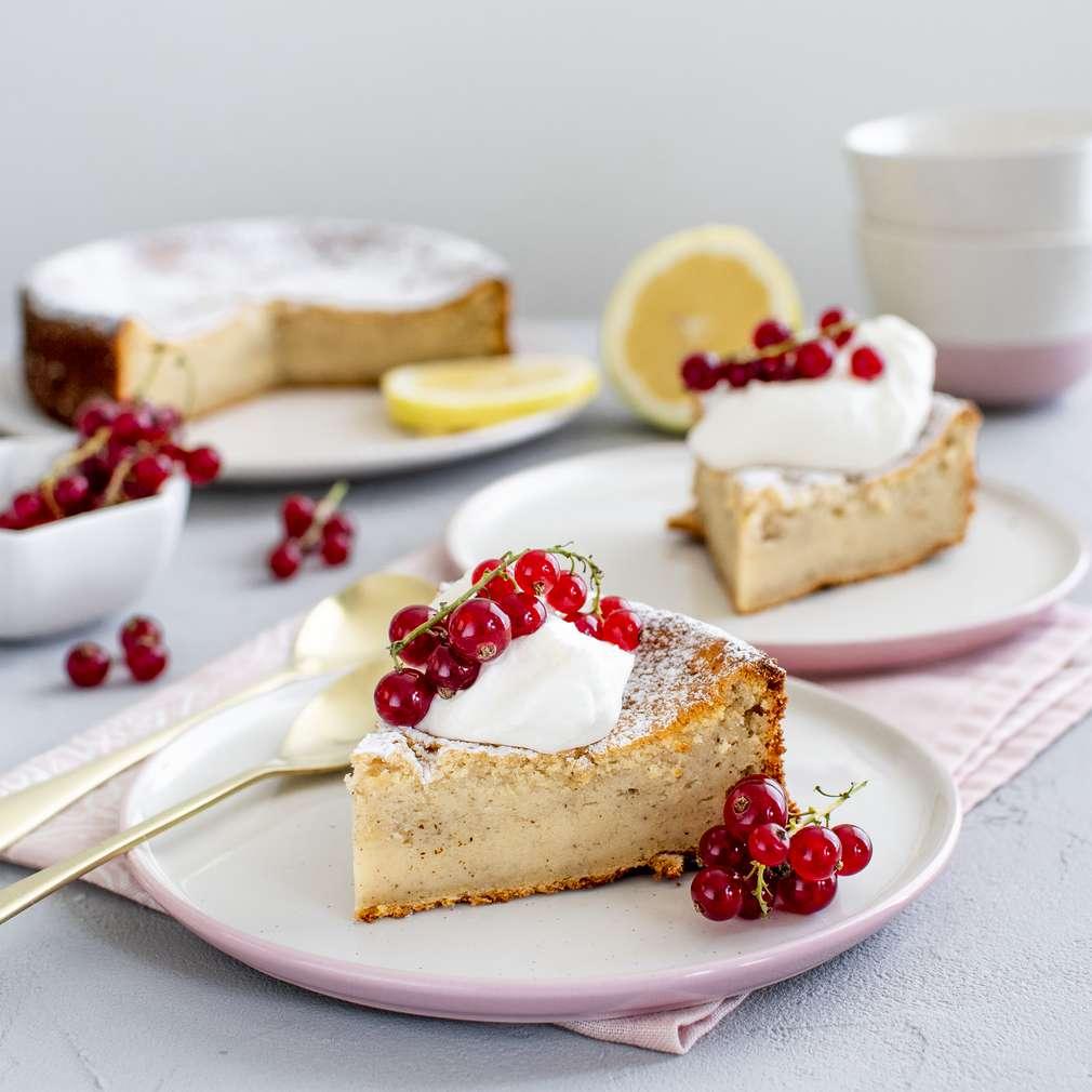 Zobrazenie receptu Citrónovo-ricottový koláč