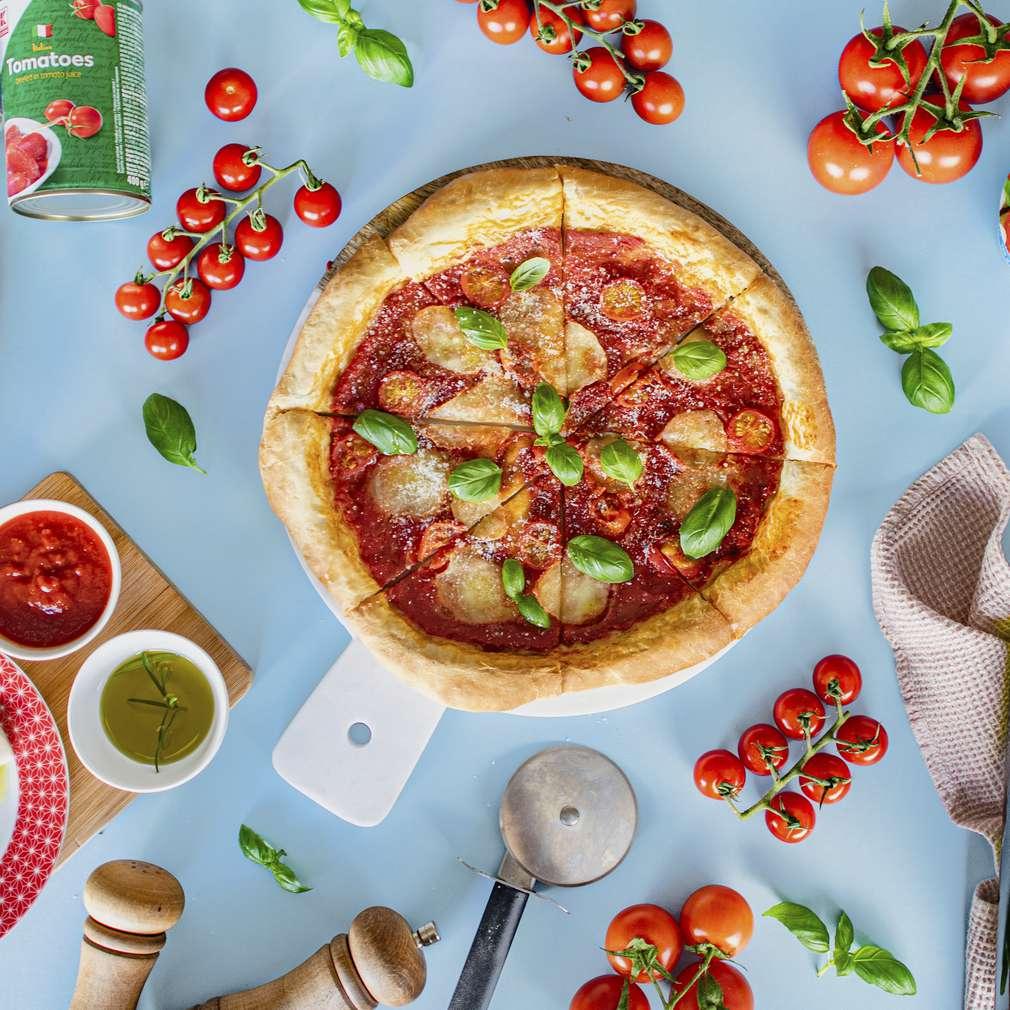 Zdjęcie przepisu Domowa pizza