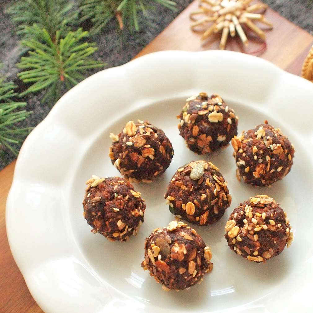 Zobrazit Ořechové müsli kuličky receptů