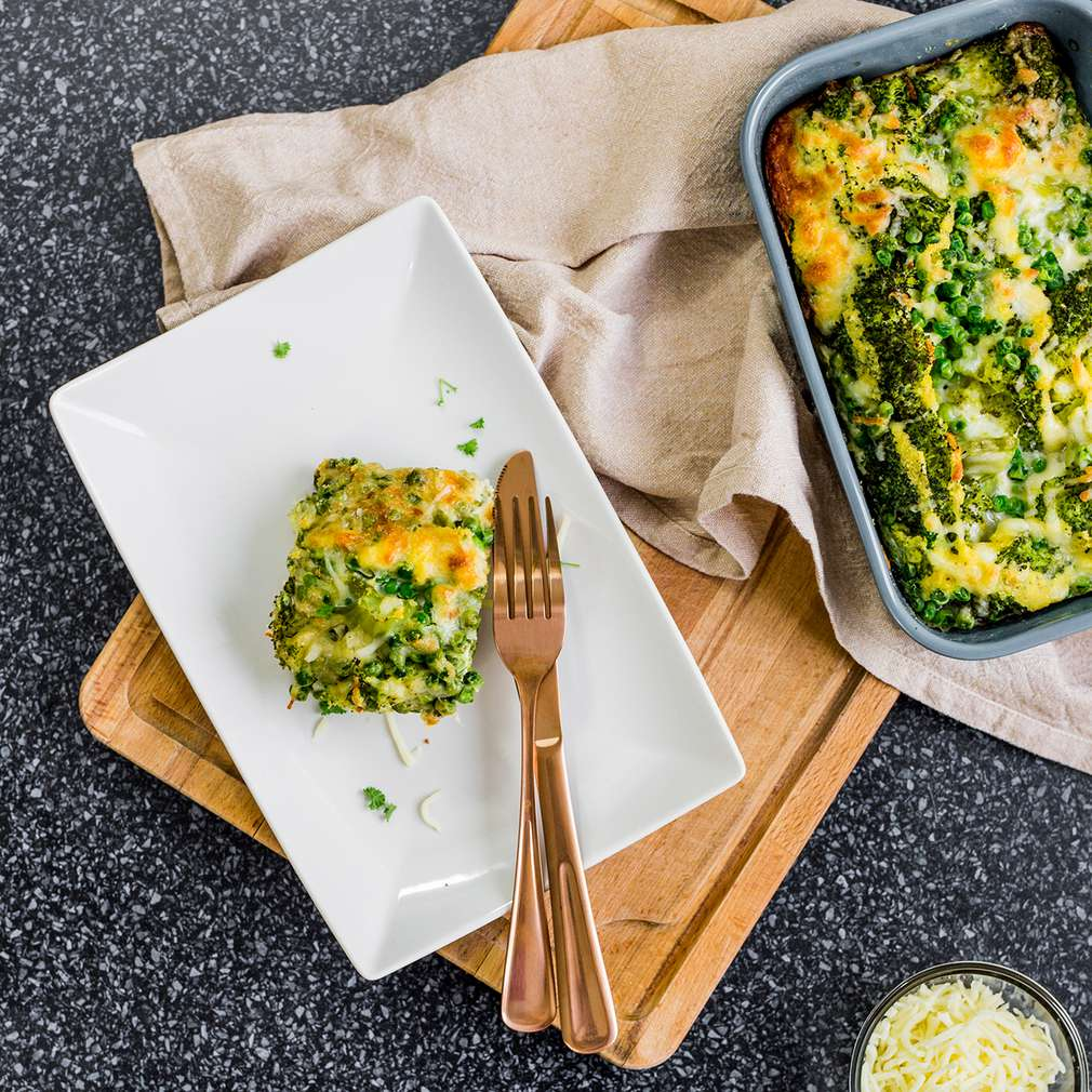 Zobrazenie receptu Zapekaná brokolica