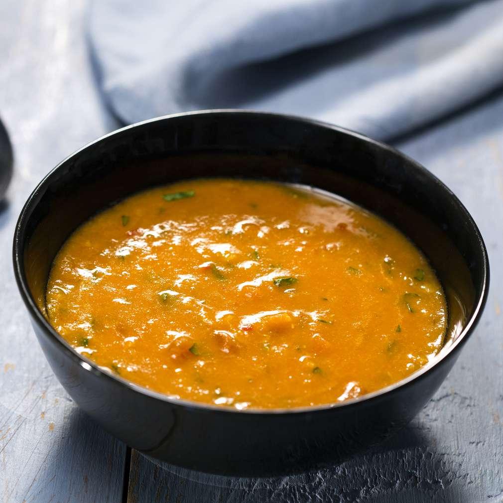 Изобразяване на рецептата Супа от леща и моркови