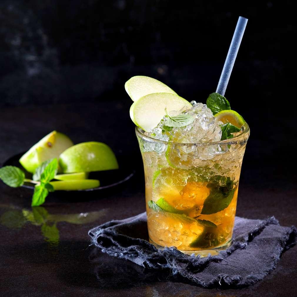 Abbildung des Rezepts Apple Energy Mojito (alkoholfrei)
