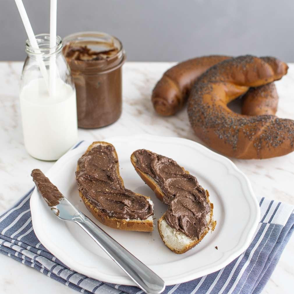 Zobrazenie receptu Domáca nutella