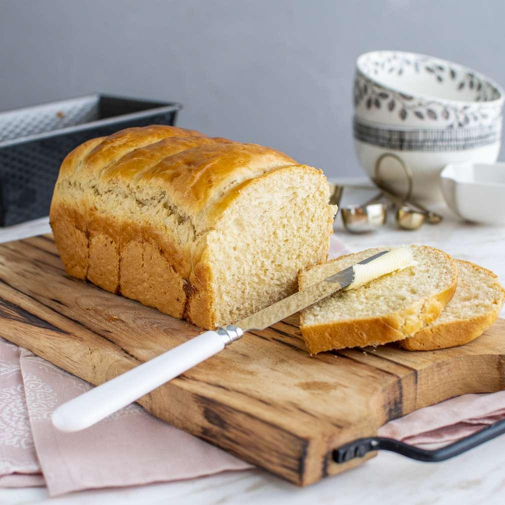Zobrazenie receptu Domáca maslová brioška