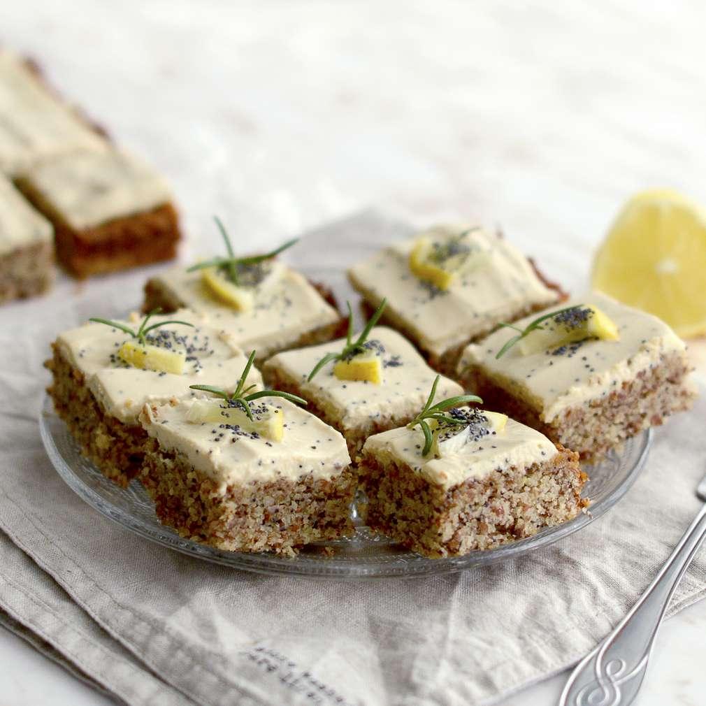 Zobrazenie receptu Bezlepkový mandľovo-citrónový koláč