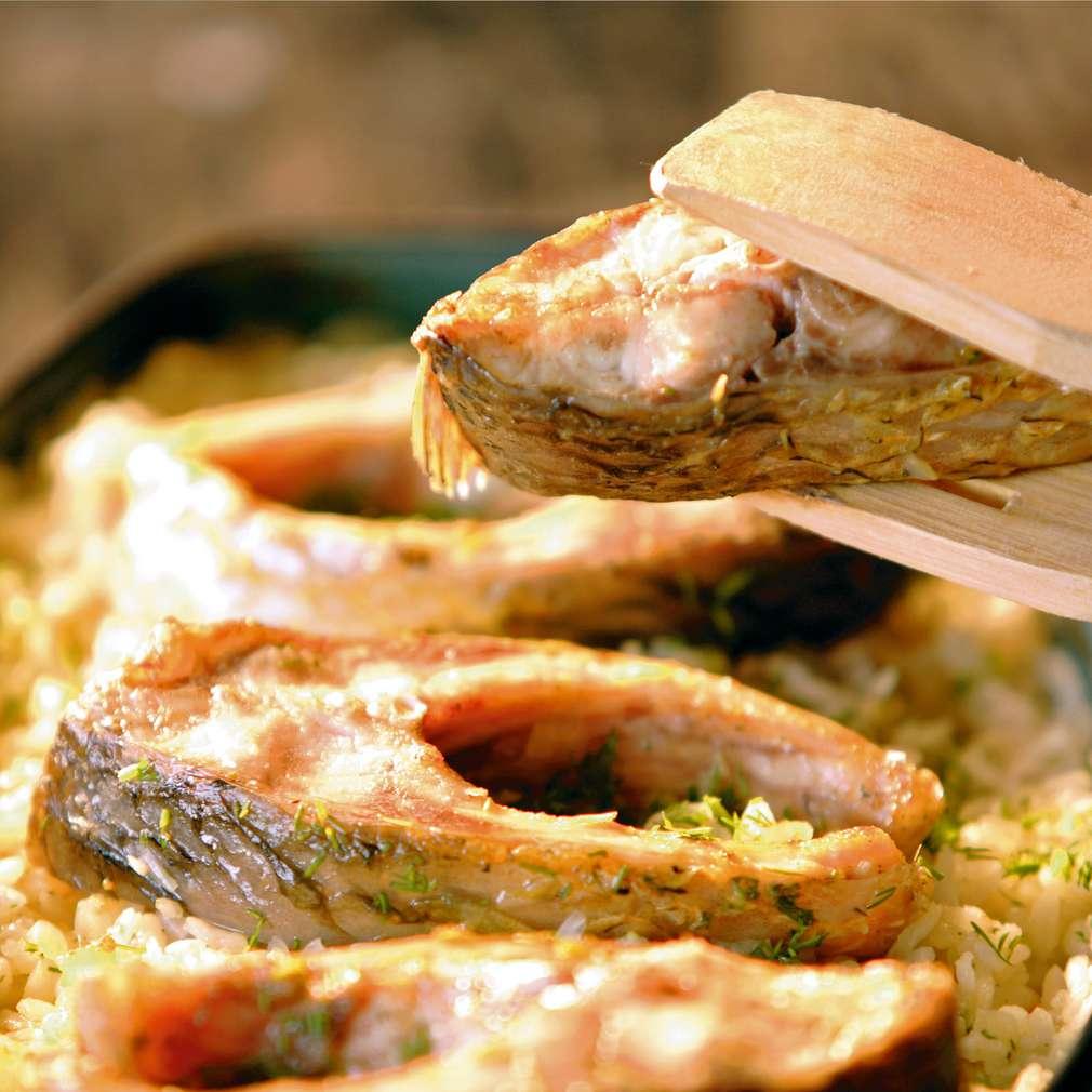 Изобразяване на рецептата Рибник