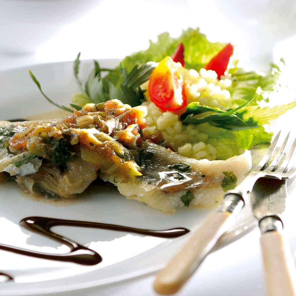 Изобразяване на рецептата Банкерска риба