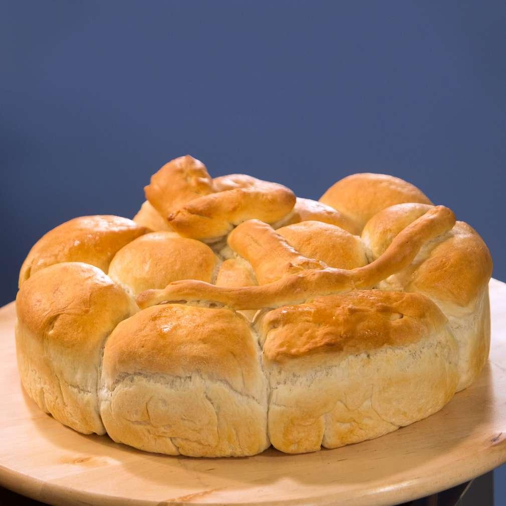 Изобразяване на рецептата Никулденска пита