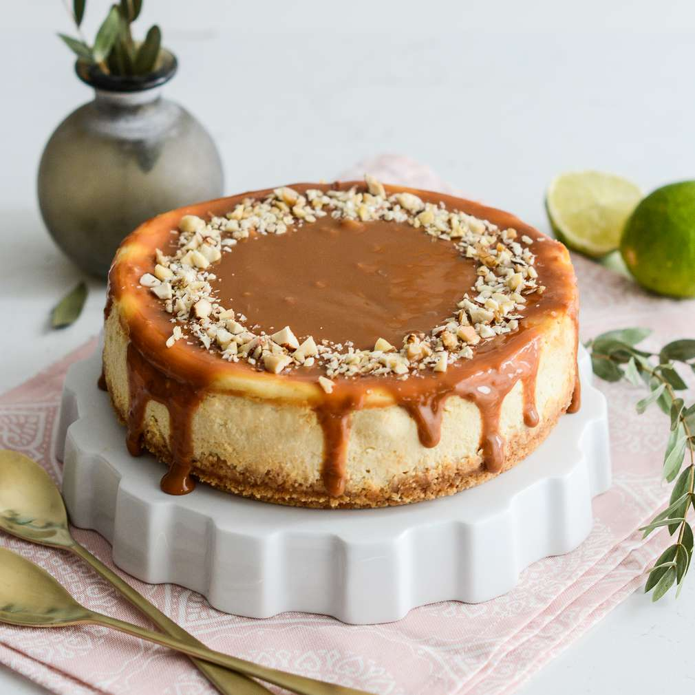 Zobrazenie receptu New York cheesecake
