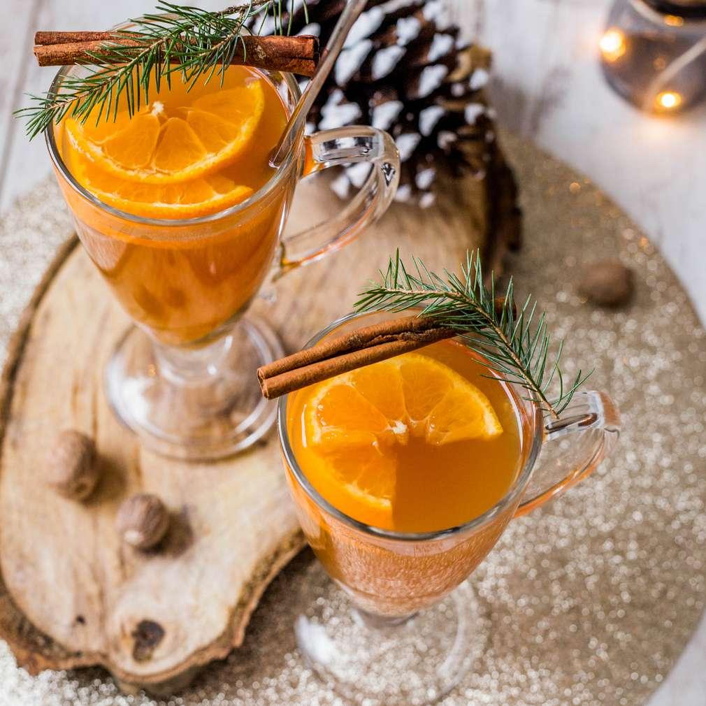 Zobrazenie receptu Vianočný punč