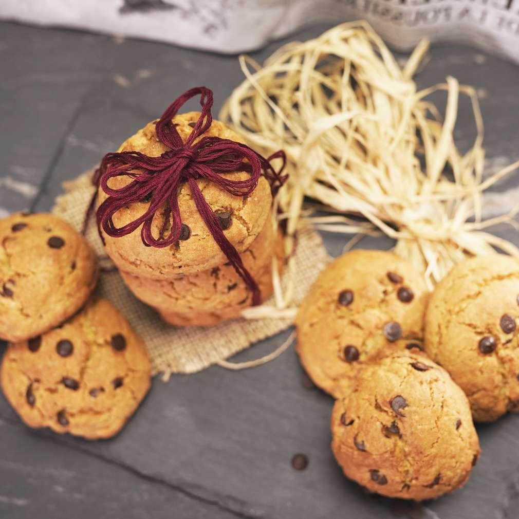 Изобразяване на рецептата Маслени курабийки с шоколад