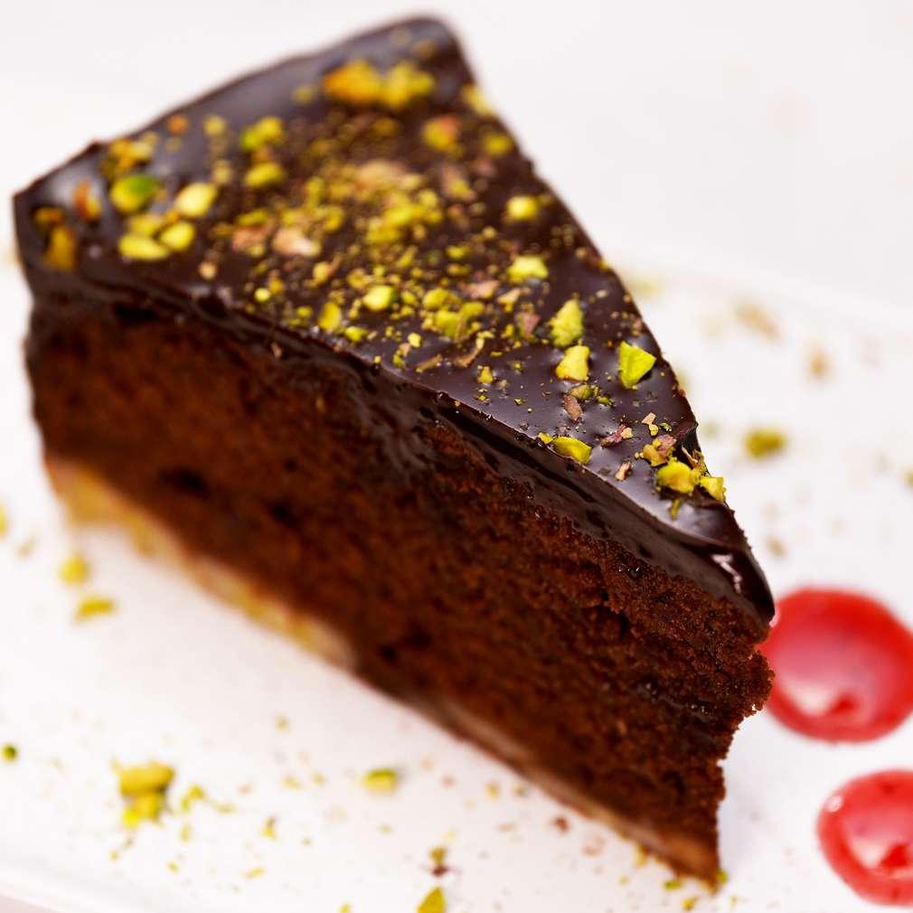 Изобразяване на рецептата Шоколадов кейк с банани