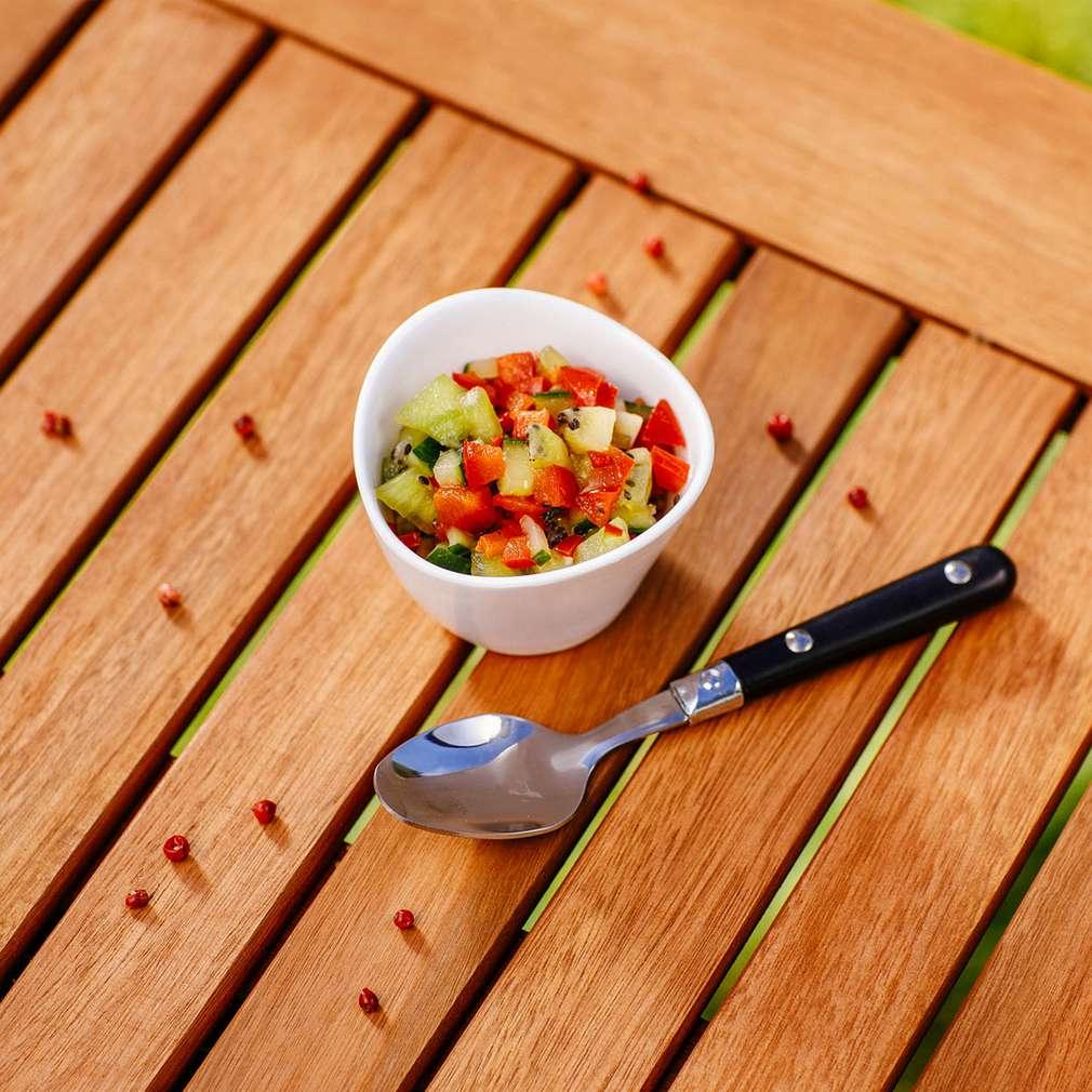 Abbildung des Rezepts Kiwi-Salsa