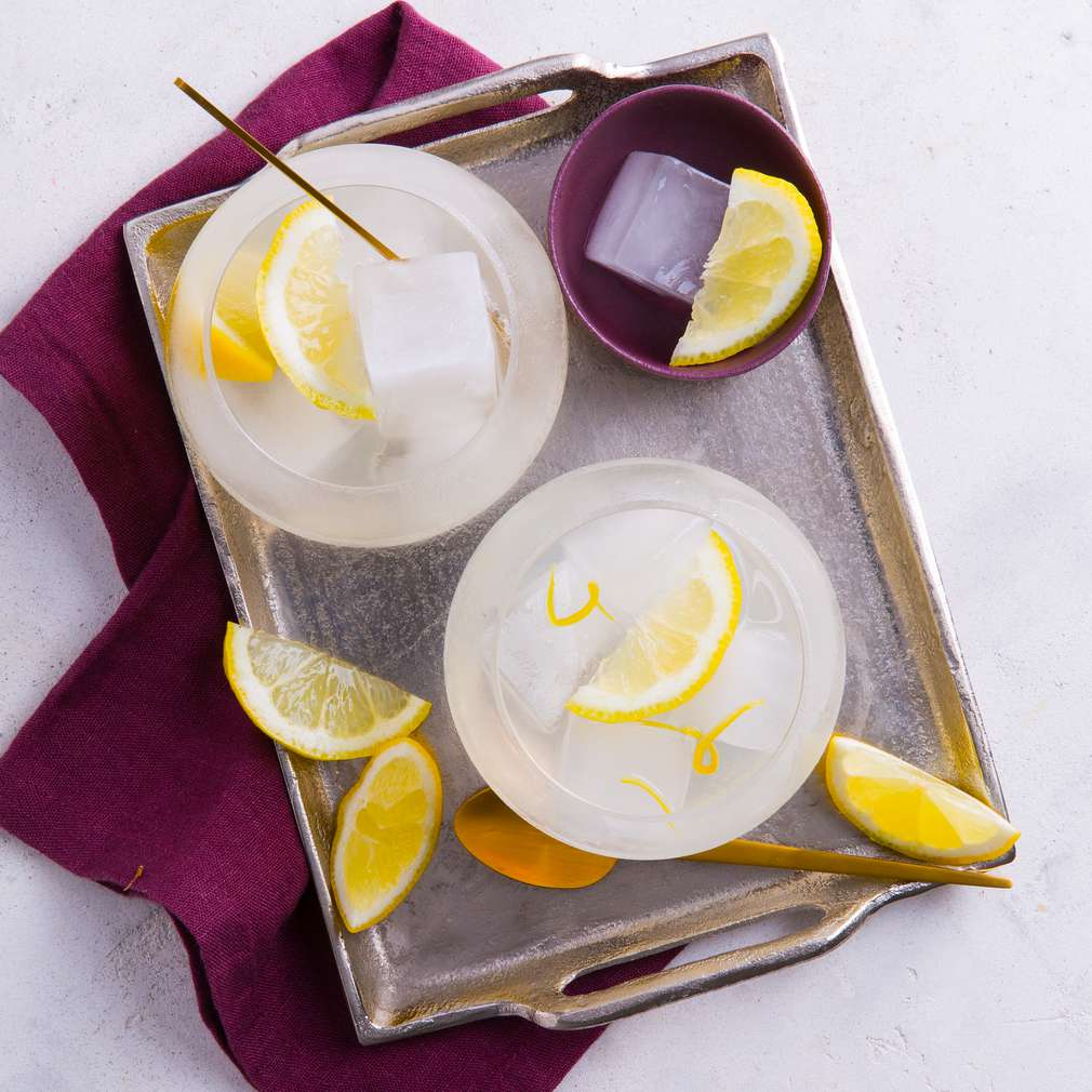 Abbildung des Rezepts Wodka Lemon