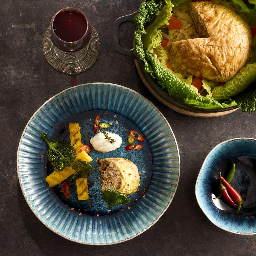Sarmale în foi de varză creață | Rețetă de Chef Samuel